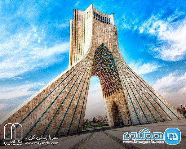 از تهران به مقصد دیدنی های سوادکوه و آمل ، در جهت طبیعت چند رنگ جنگل ها