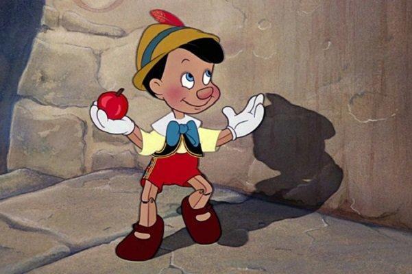 تونی سرویلو در فیلم پینوکیو بازی می نماید