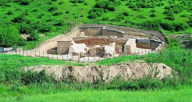فراهم شدن بازدید مجازی از بقایای استحکامات دیوار عظیم گرگان