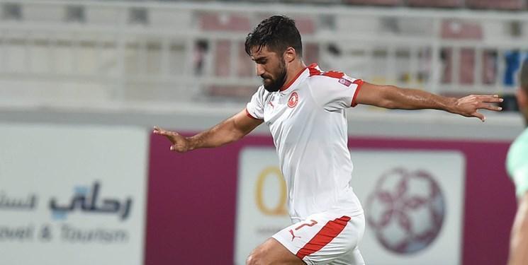 پیروزی العربی با گلزنی محمدی مقابل ام صلال