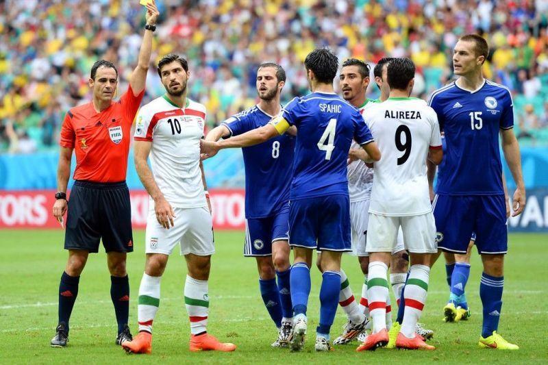 بوسنی بازی با تیم ملی را تائید کرد