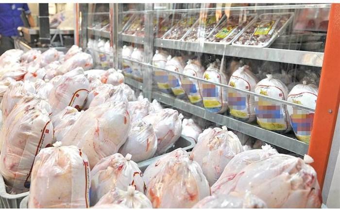 نظارت سازمان بازرسی کل کشور بر عرضه مرغ به قیمت مصوب