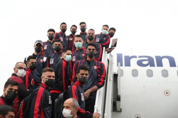 نایب قهرمان آسیا به ایران بازگشت