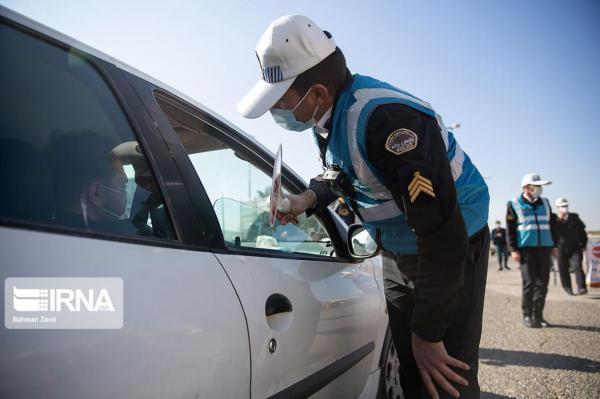 خبرنگاران 220 دستگاه خودرو در جاده های خراسان رضوی جریمه شدند