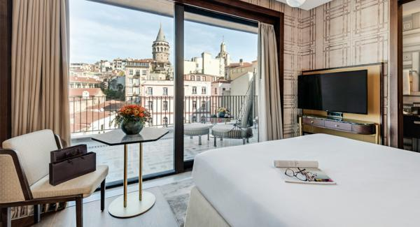 بهترین هتل های تکسیم استانبول