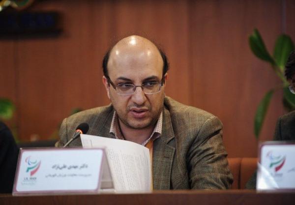 خبرنگاران علی نژاد: حضور ایران در پارالمپیک توکیو با اقتدار و افتخار خواهد بود