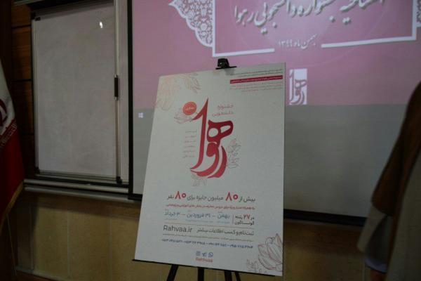 جوایز جشنواره رهوا به دلیل استقبال دانشجویان افزایش یافت