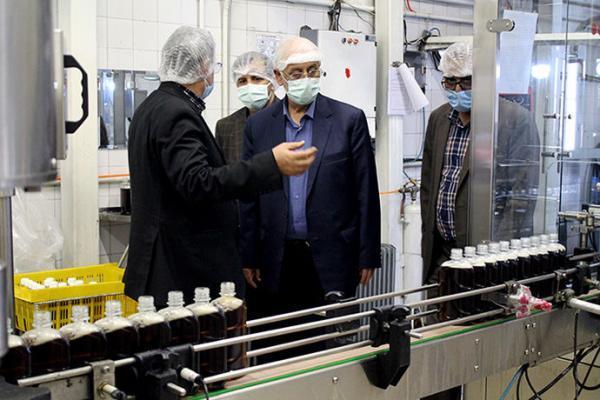 ممنوعیت پلمب کارخانه ها در دستور کار مجلس